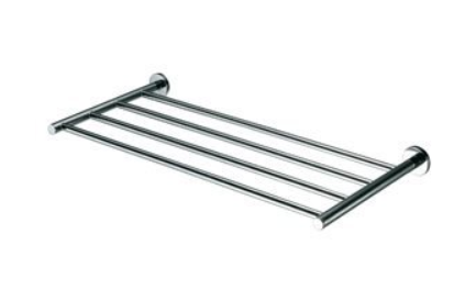 Touch - Rack Porte Serviettes - 60 cm - Chromé - A46680