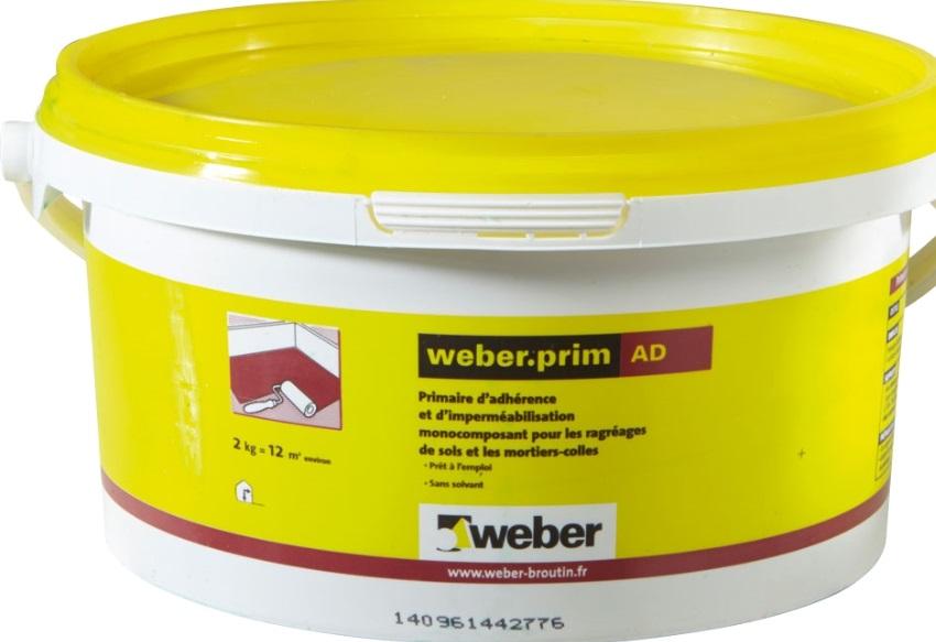 Weberprim Ad 2 Kg Championnet Carrelages
