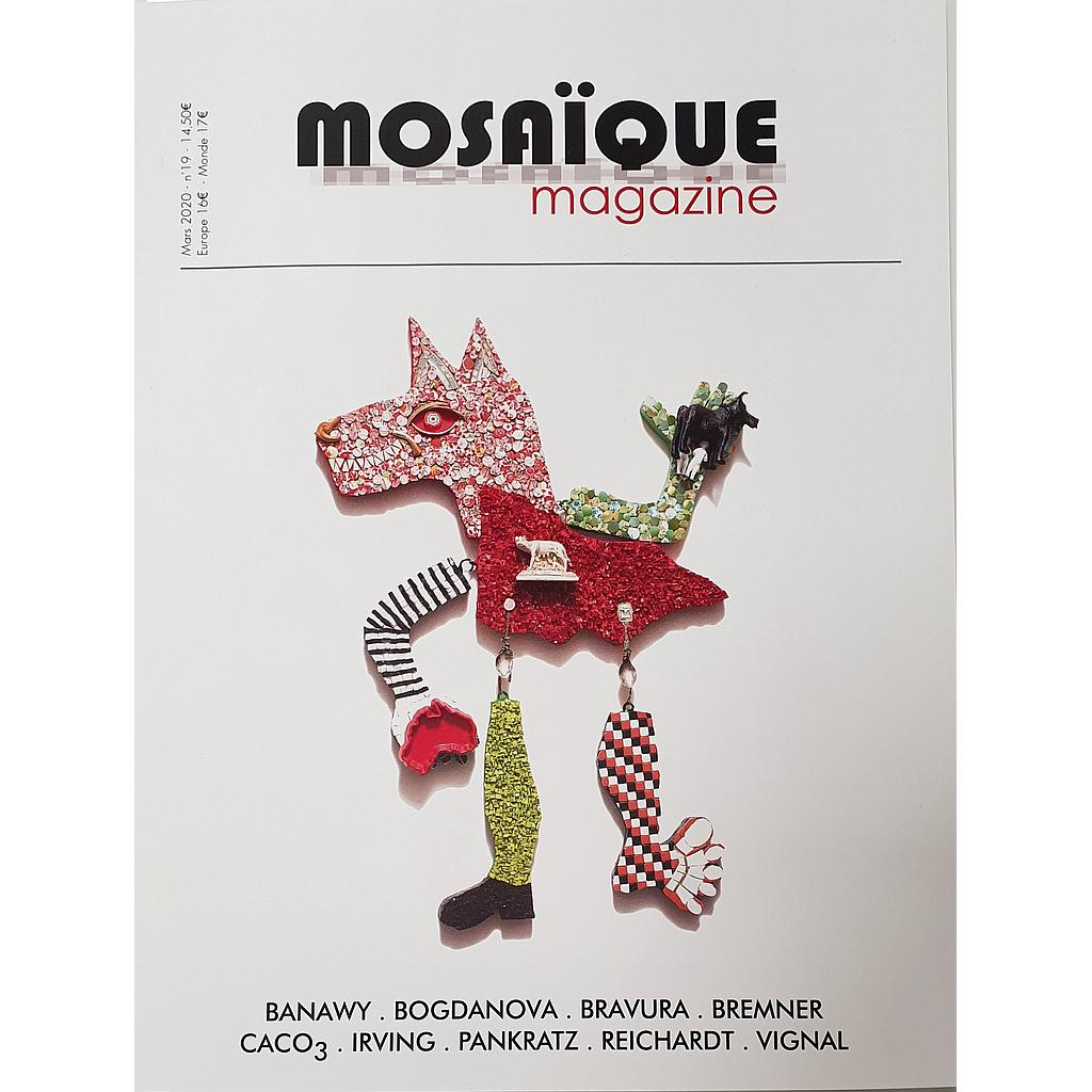 Mosaique Magazine n°19
